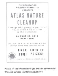 Atlas Nature Clean Up 2